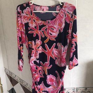 Pretty Lilly Pulitzer dress